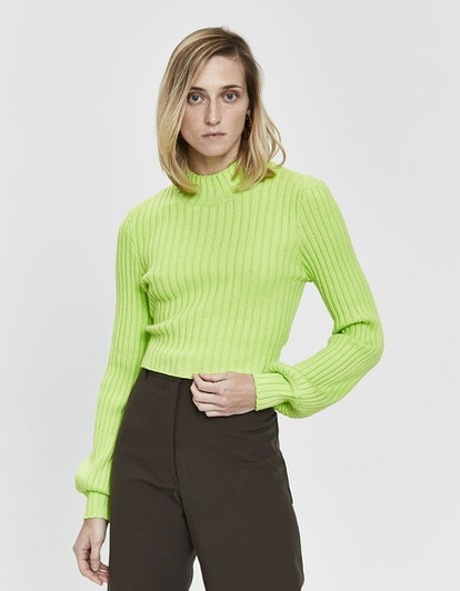 Mika Open-Back Sweater