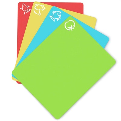 Cooler Kitchen Plastic Cutting Board Mats