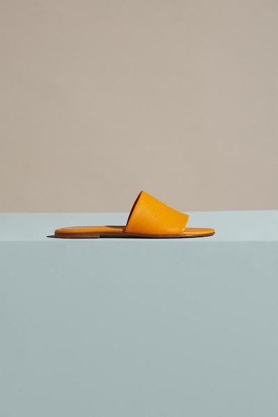 Slice Slide in Golden Orange