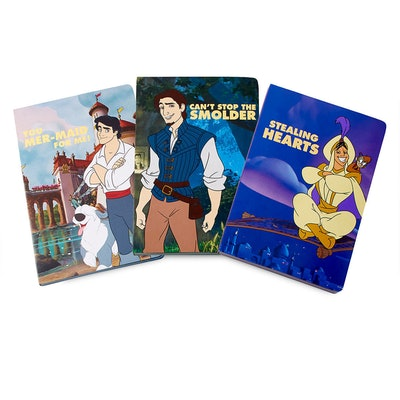 Disney Prince Journal Set - Oh My Disney