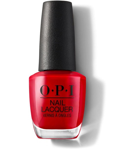 Nail Lacquer in Big Apple Red