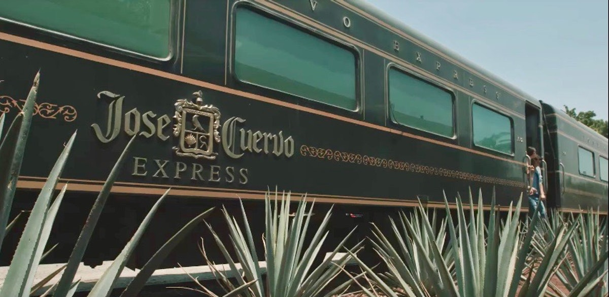 This Jose Cuervo Express Tequila Train Is The Boozy Vacation Of Your Dreams