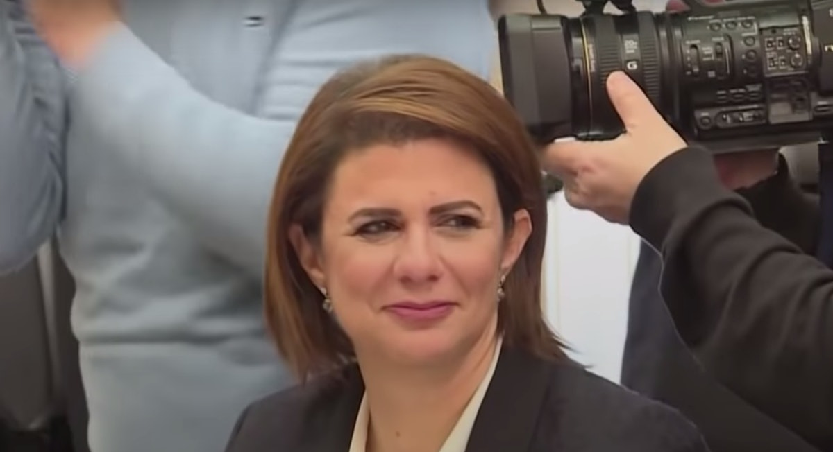 Raya al-Hassan Is Lebanon's First Woman Interior Minister & It's A Huge Step Forward