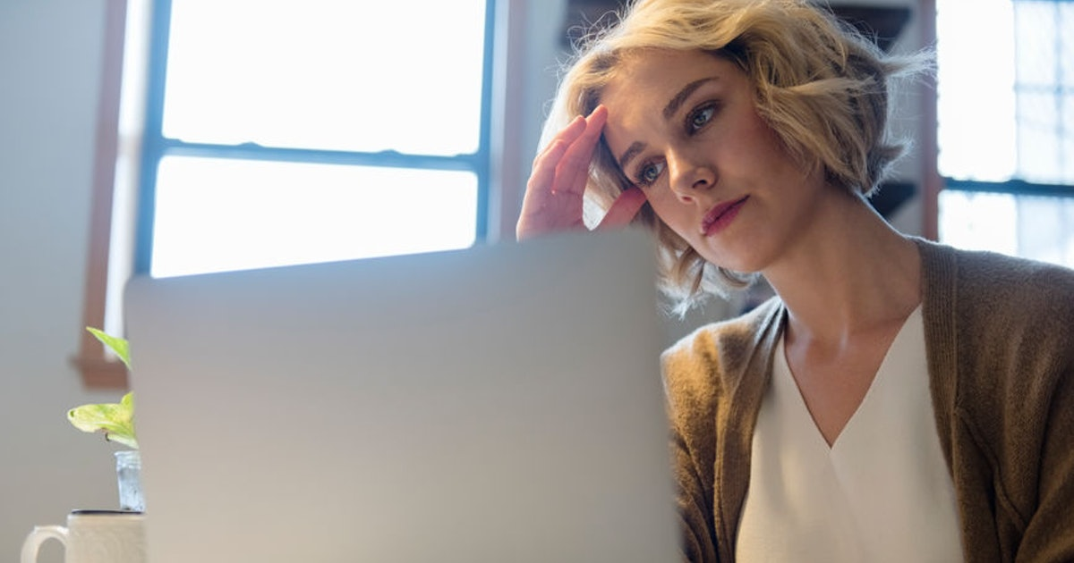 What Is Cognitive Fatigue? Exhaustion Isn't Just A Physical Issue, Psychologists Say
