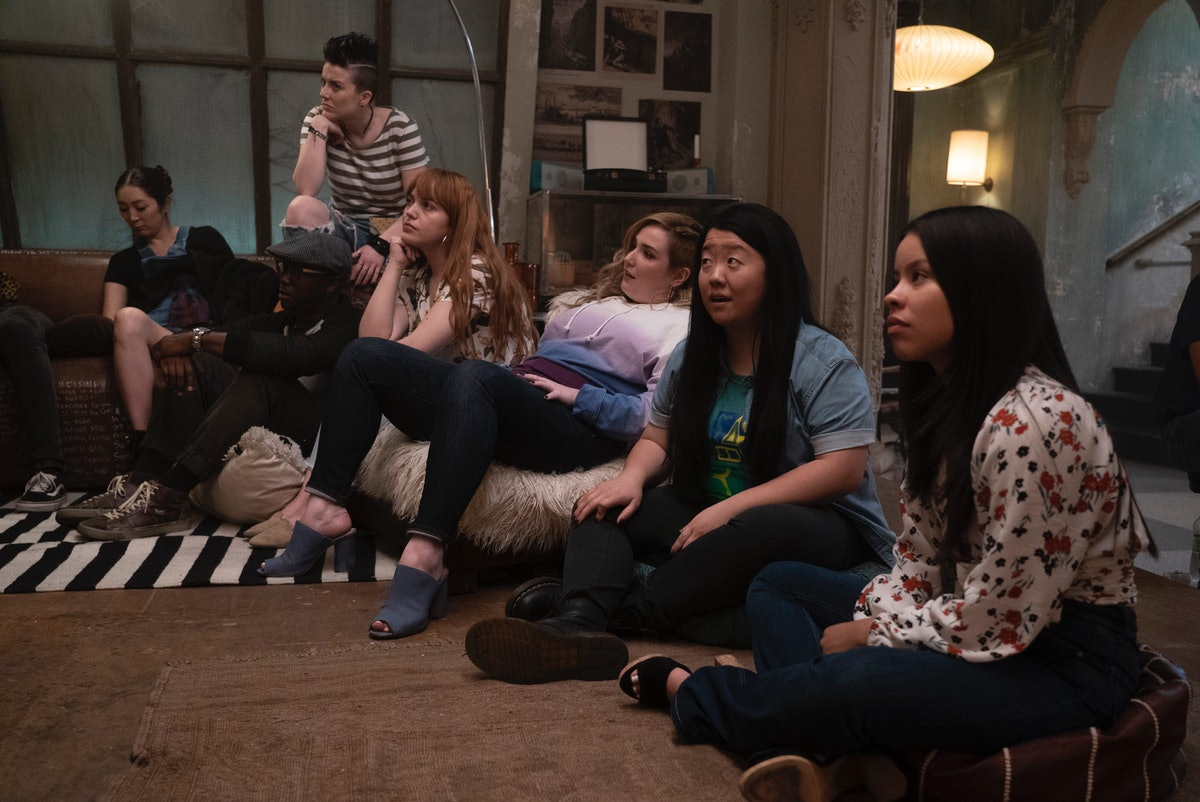 """The 'Good Trouble' """"Swipe Right"""" Episode Pushed The Coterie Women To Try New Things"""