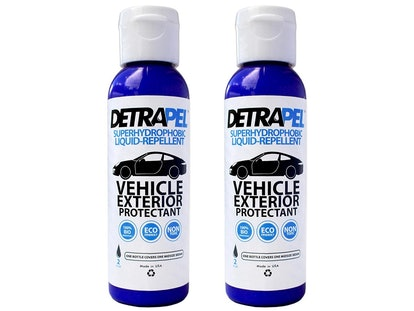 DetraPel Vehicle Exterior Protectant (2 Pack)