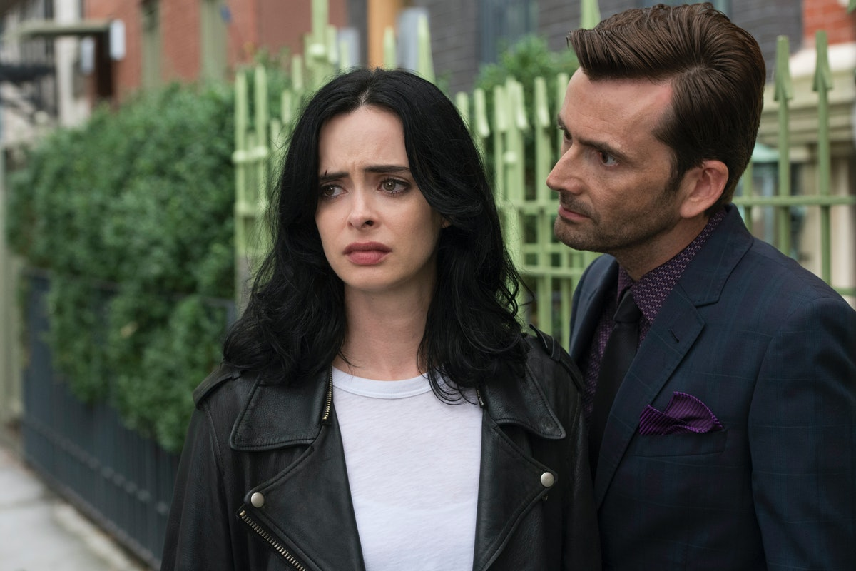 'Jessica Jones' & 'The Punisher' Are Canceled, So Start Rewatching On Netflix Now