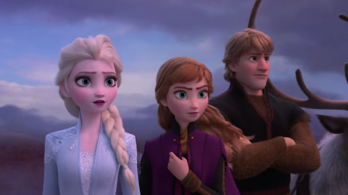 The 'Frozen 2' Trailer Broke This Record For Most Views In The First 24 Hours