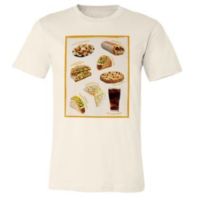 Taco Bell Favorites Shirt