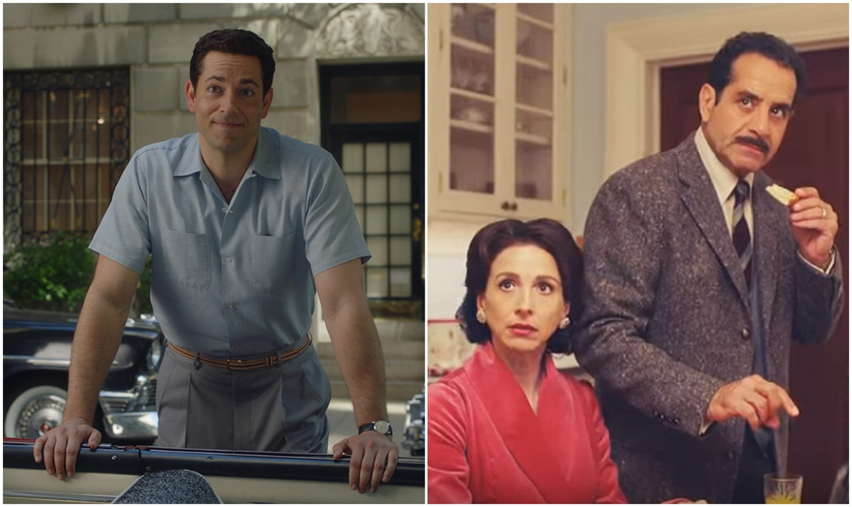 Will Benjamin Be In 'Marvelous Mrs. Maisel' Season 3? Midge's Parents Have Thoughts – EXCLUSIVE