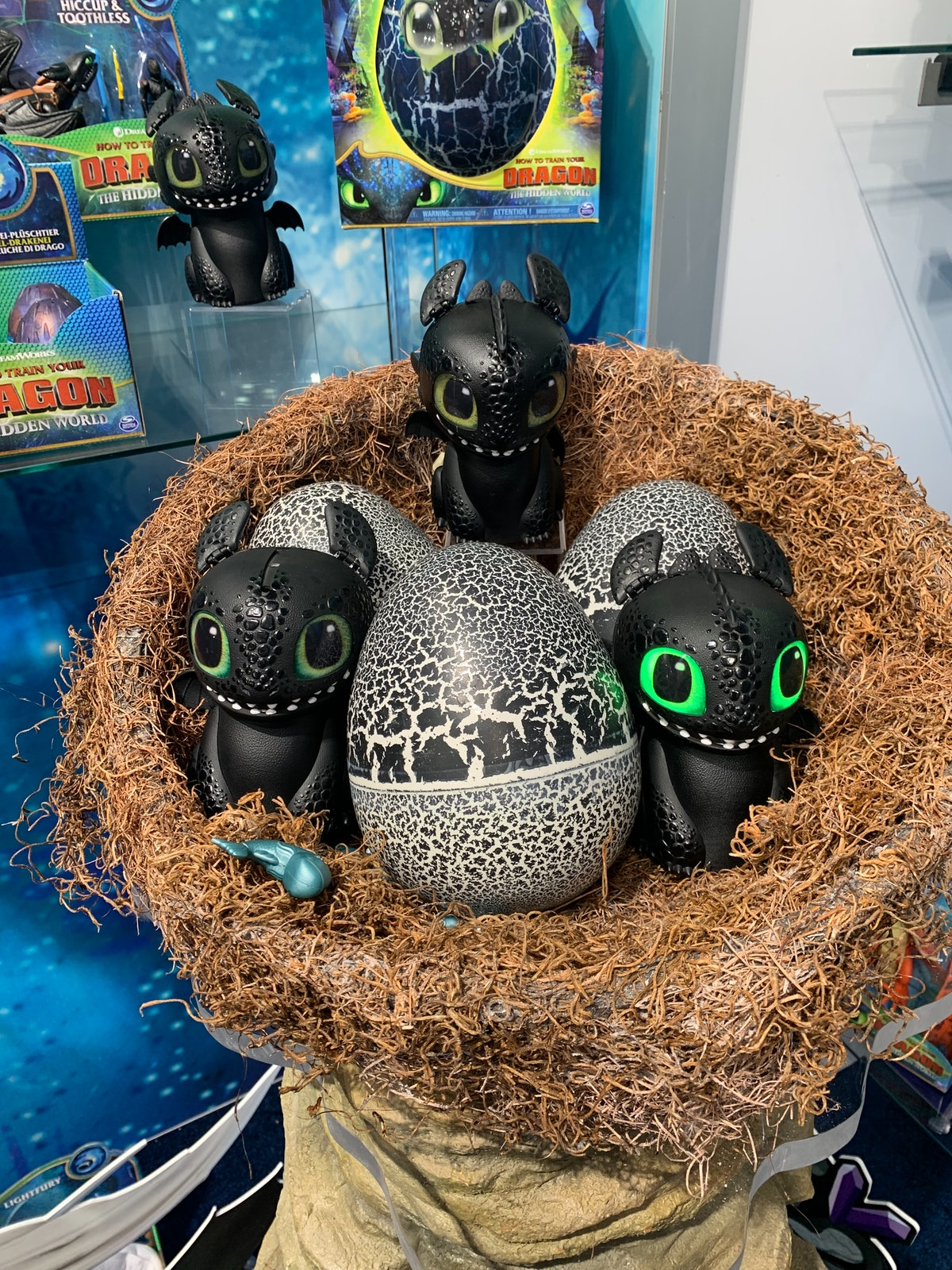 OMG, You Can Now Hatch Toothless From An Egg & Live Out 'How To Train Your Dragon'