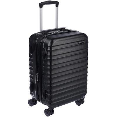 AmazonBasics Hardside Carry-On Spinner Luggage
