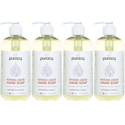 Puracy Natural Liquid Hand Soap