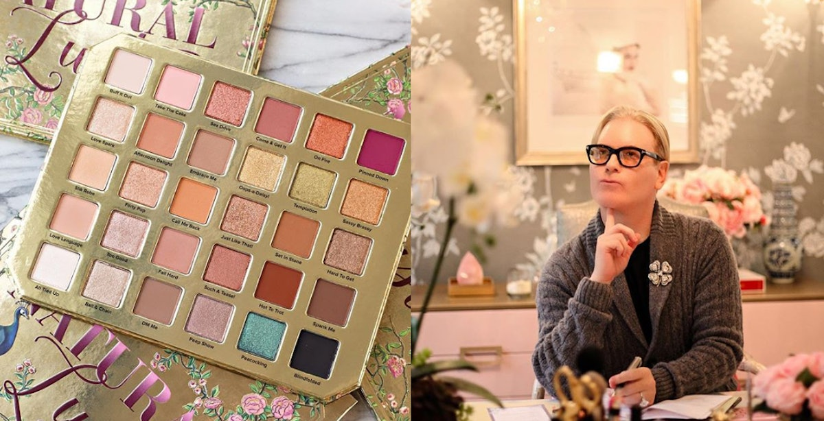 Too Faced's Natural Lust Palette Will Be One Of The Brand's Biggest Palettes Yet