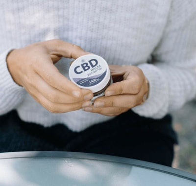 CBD Relief and Recovery Balm 1400 mg
