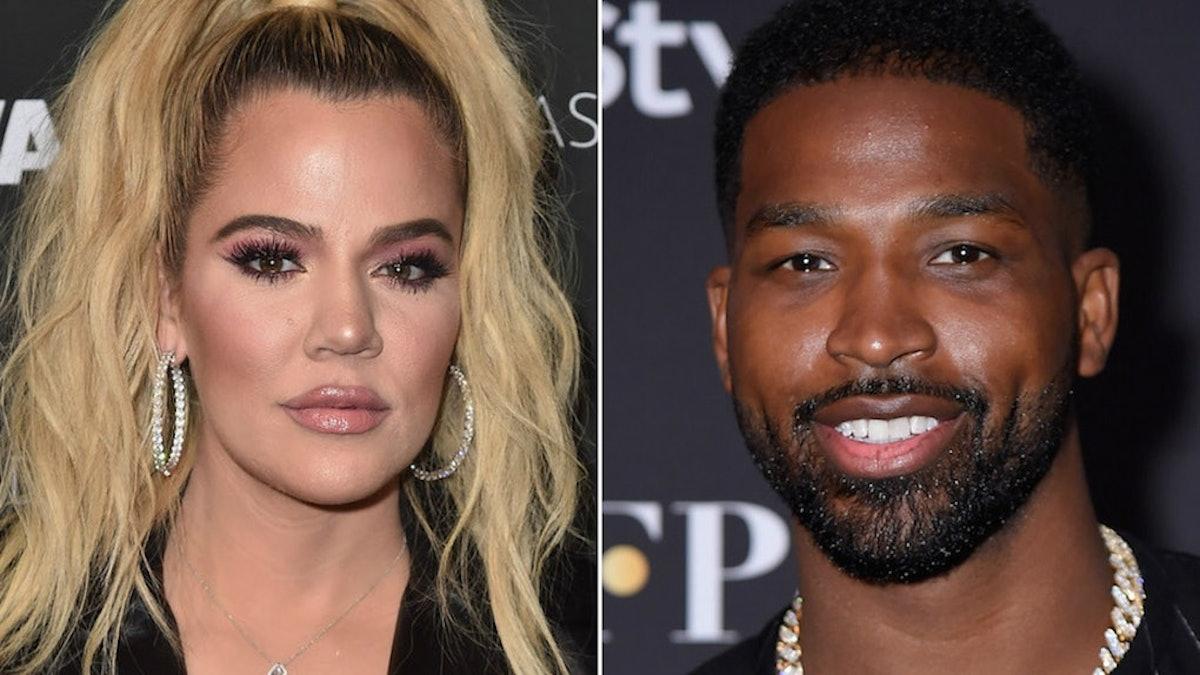 Khloé Kardashian & Tristan Thompson Reportedly Split & Jordyn Woods Could Be Involved