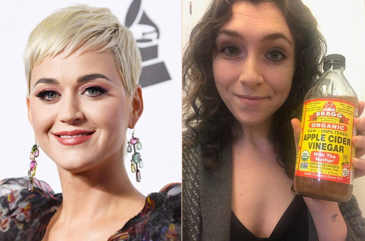 I Tried Drinking Apple Cider Vinegar For A Week Like Katy Perry, But Didn't Feel Any Fireworks
