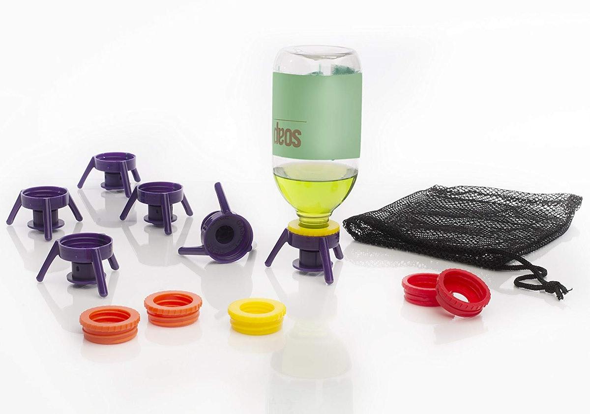 Flip-It Deluxe Bottle Emptying Kit (Set of 12)