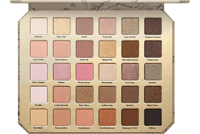 Natural Love Eye Shadow Collection