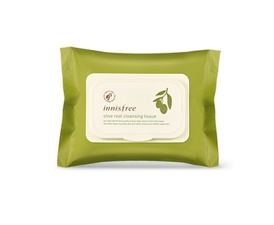 Innisfree Olive Cleansing Tissues