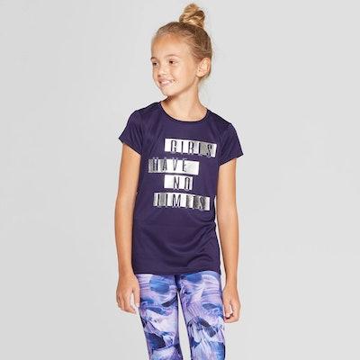 Girls Have No Limits Tee Shirt