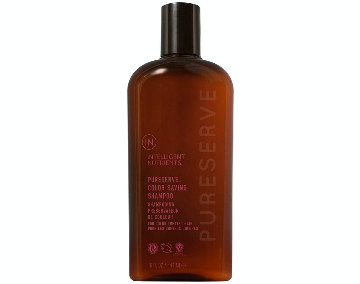 Intelligent Nutrients PureServe Color Saving Shampoo for Color-Treated Hair