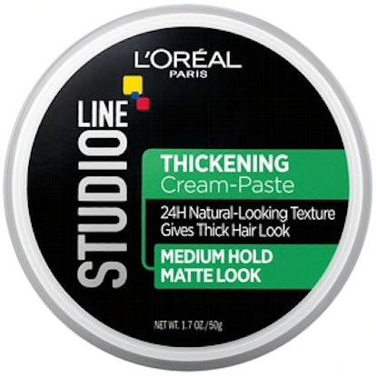 L'Oreal Paris Studio Line Thickening Medium Hold Cream Paste