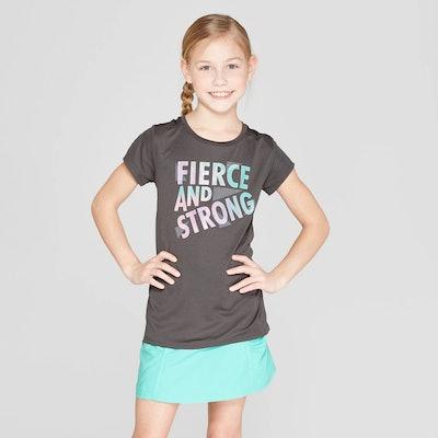 Fierce and Strong Girls' Tee