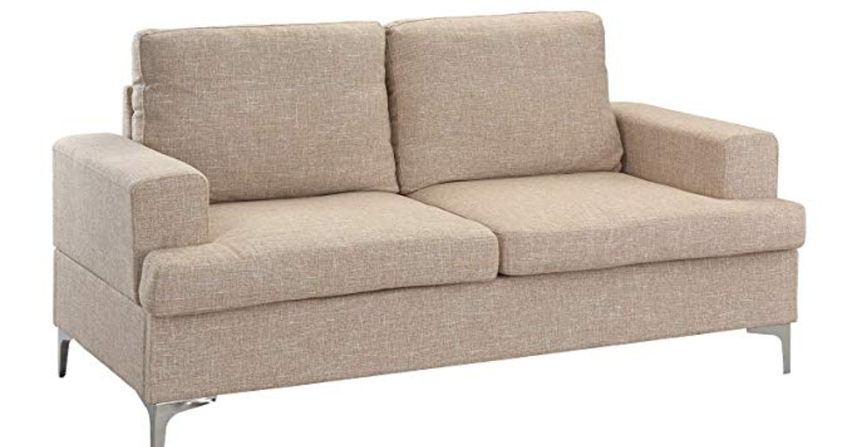 10 Loveseats Under $200 For Those Who Need A Little More Couch Space