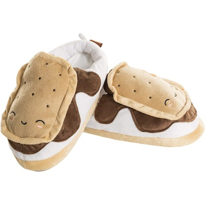 Smoko Heated Smores Slippers
