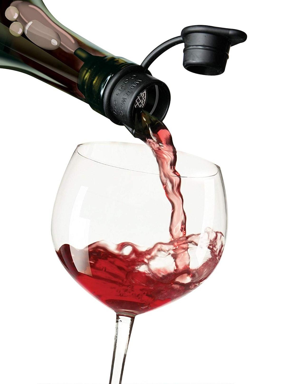 Haley's Corker Wine Aerator