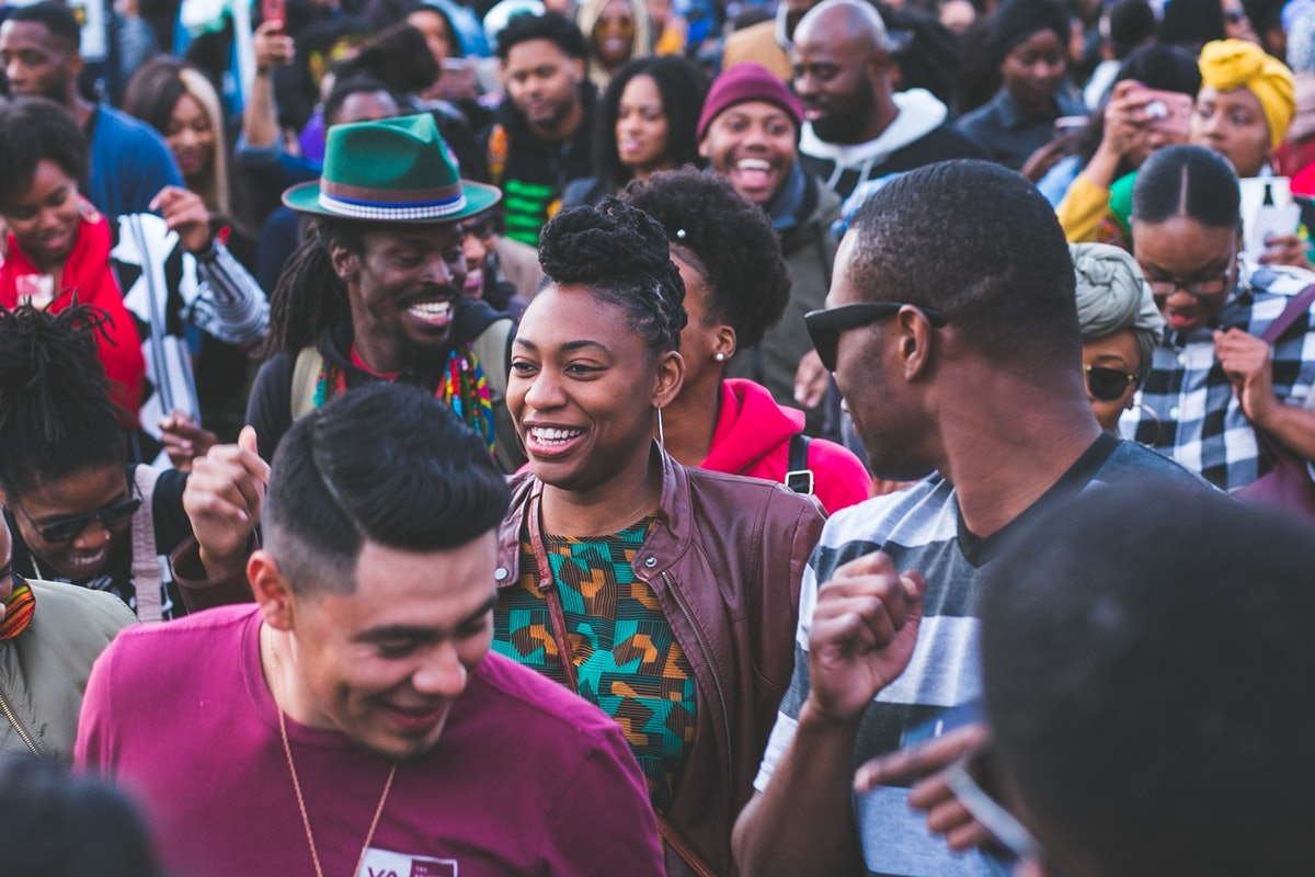 Founder Elisha Greenwell On What Inspired The Black Joy Parade — And Why It Offers Relief