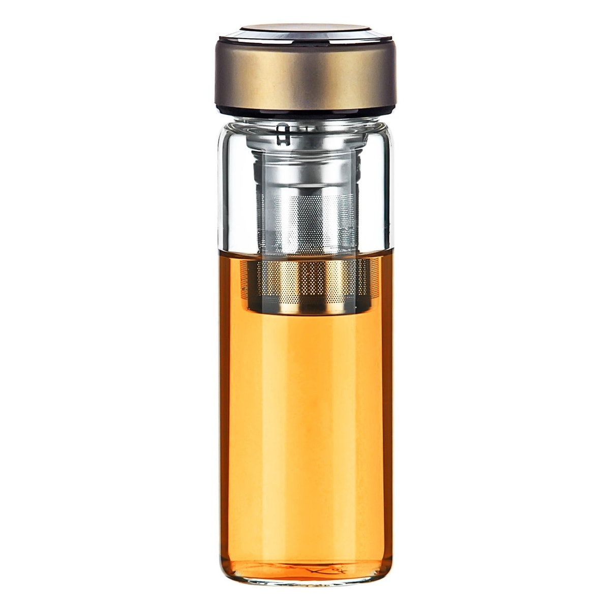 Justfwater Fruit And Tea Infuser Bottle