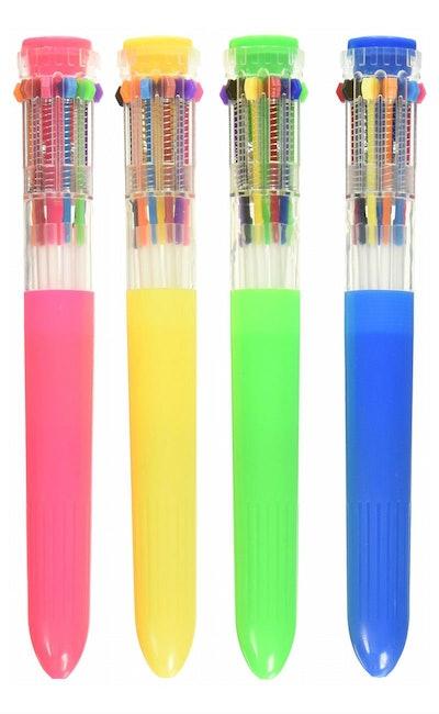 10 Color Pen