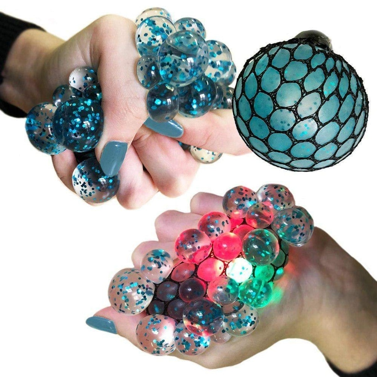 MorganProducts LED Stress Ball