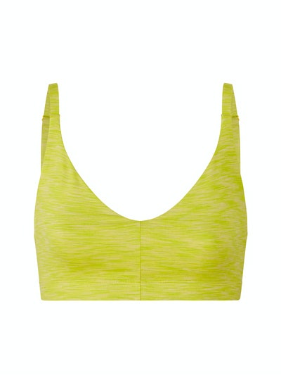 FreeForm Bralette in Bright Chartreuse