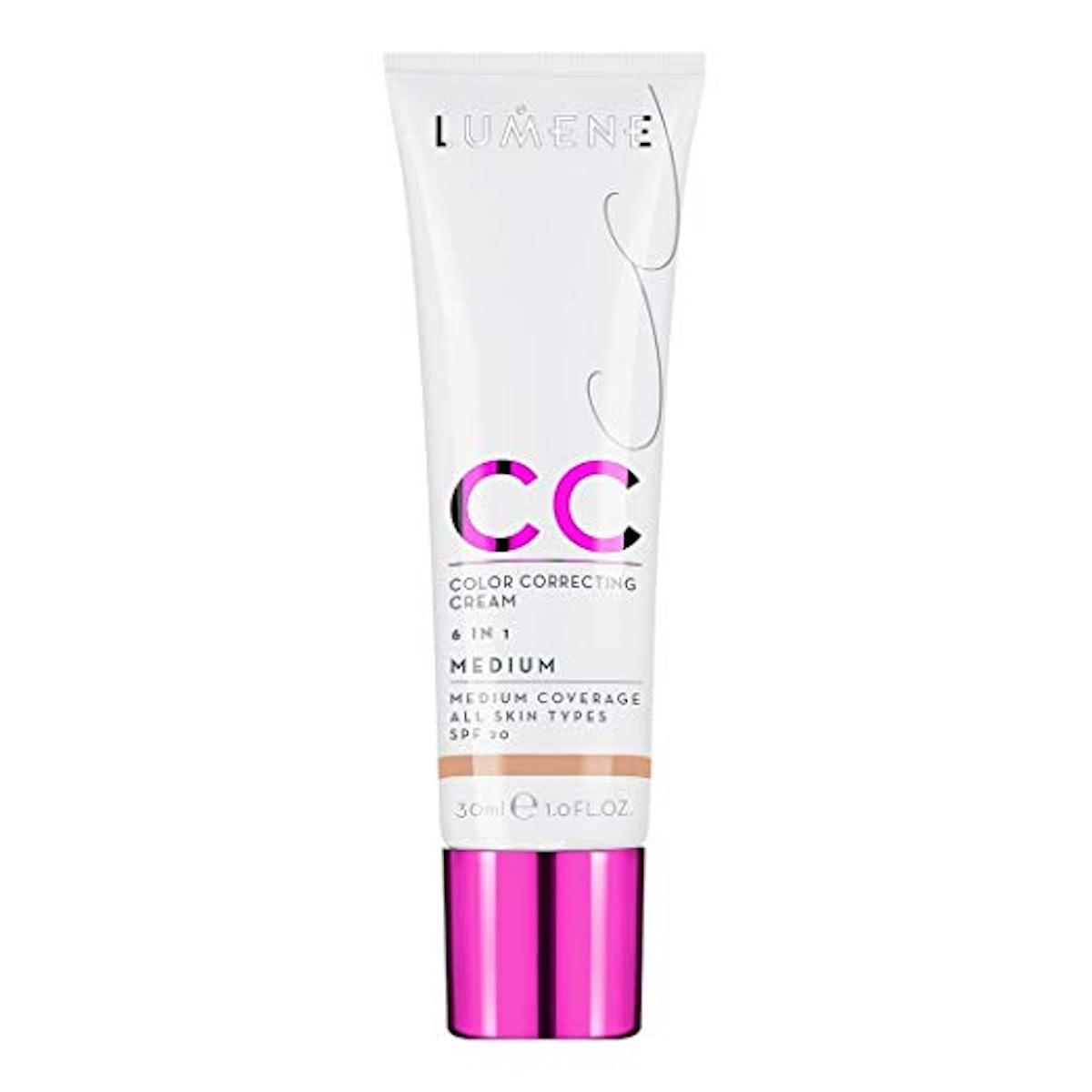 Lumene CC Color Correcting Cream SPF 20