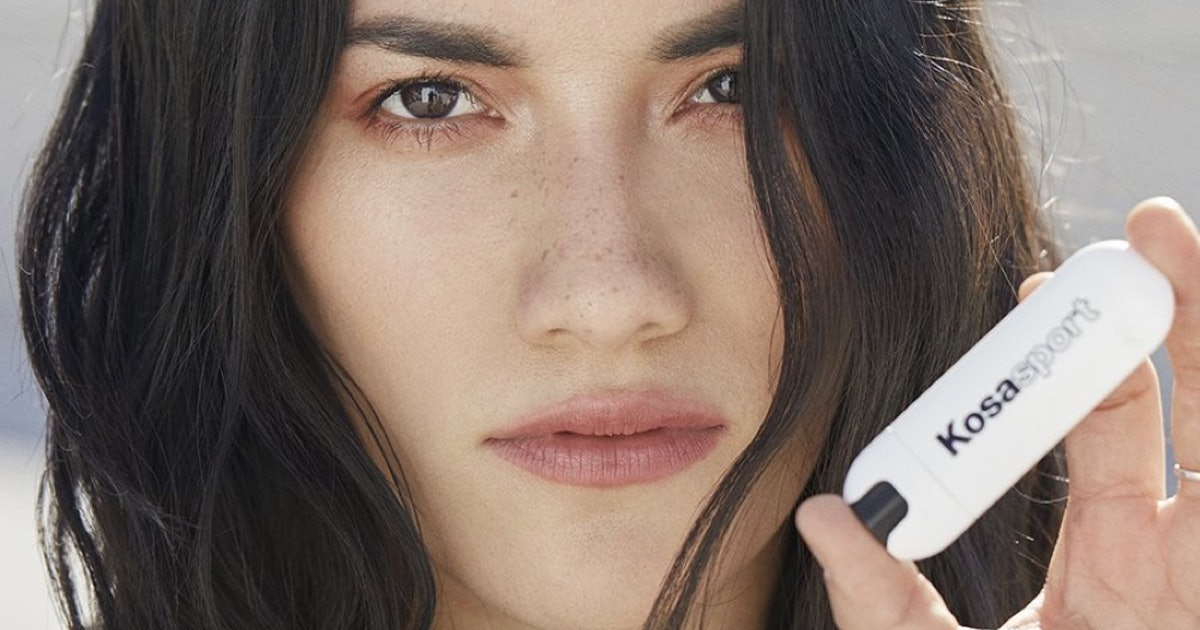 Kosasport's New LipFuel Balm Uses One Of Skin Care's Favorite Ingredients To Give You Major Hydration