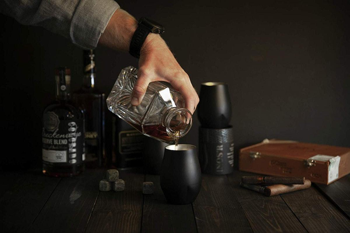 BrüMate NOS'R Whiskey Nosing Glass