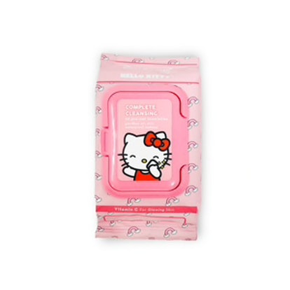 Hello Kitty Collection Complete Cleansing Towelettes