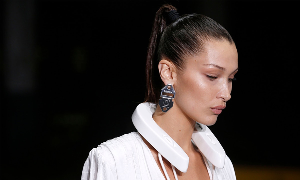 Bella Hadid's Smoky Eye Is So Easy To Recreate — Here's What You'll Need