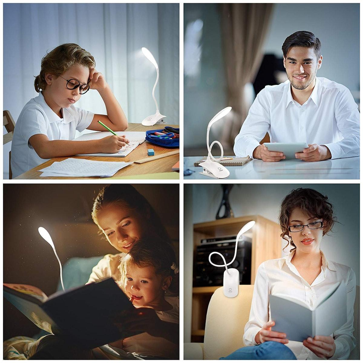 Vont Clip-On Reading Light
