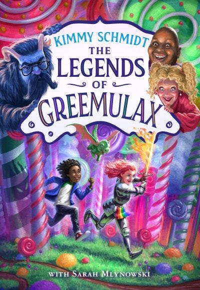 'The Legends of Greemulax' by Sarah Mlynowski