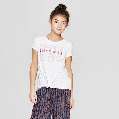 Empower Girls Tee Shirt