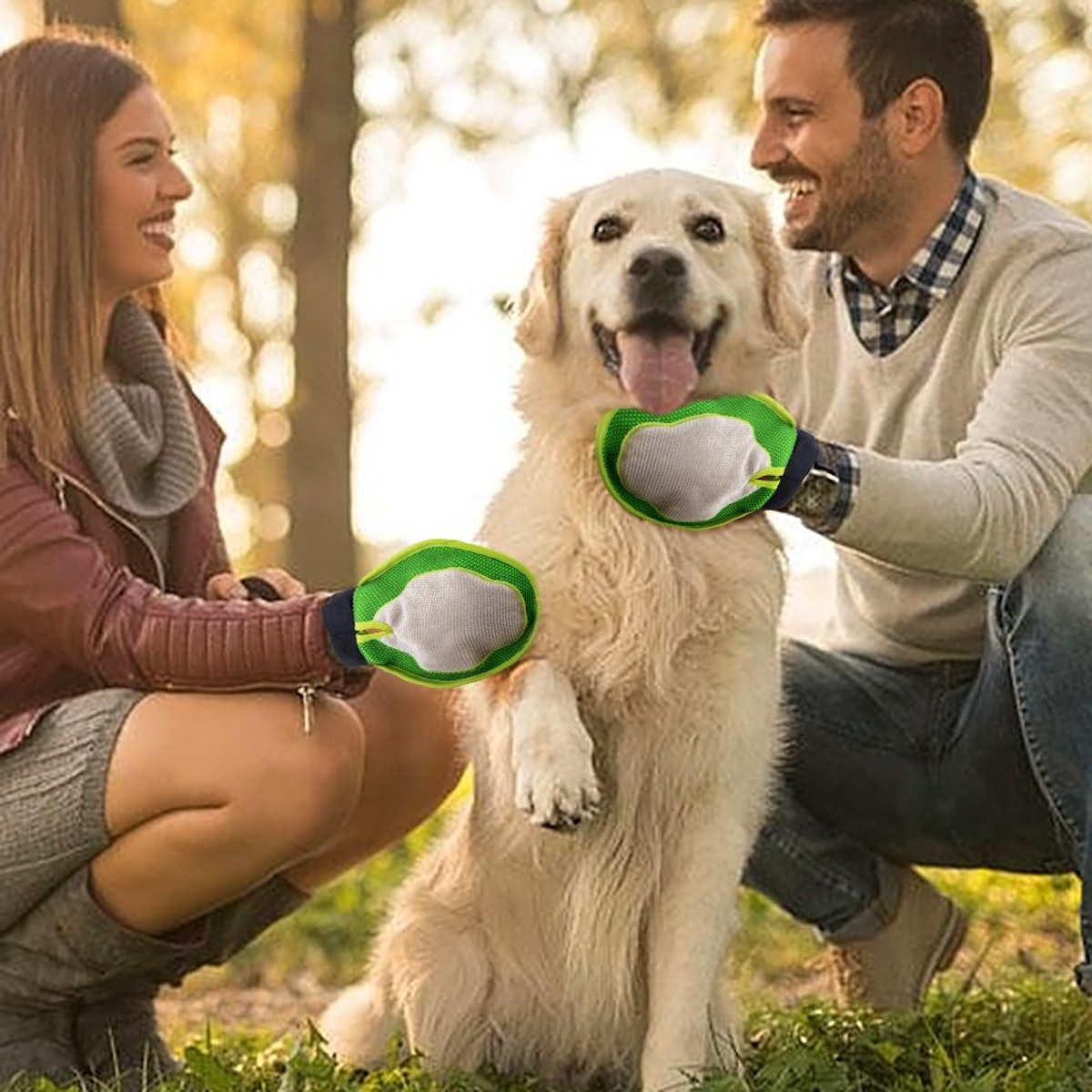 MOSTY Pet Grooming Glove