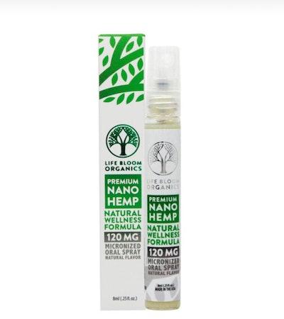 Nano Hemp Wellness Oral Spray