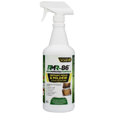 RMR-86 Instant Mold Stain & Mildew Stain Remover, 32 oz.
