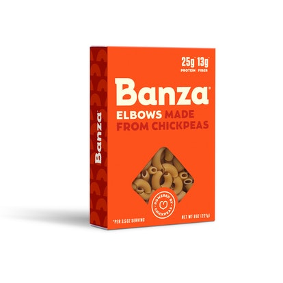 Banza Chickpea Elbow Pasta Pack of 6