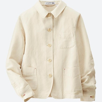 Linen Coverall