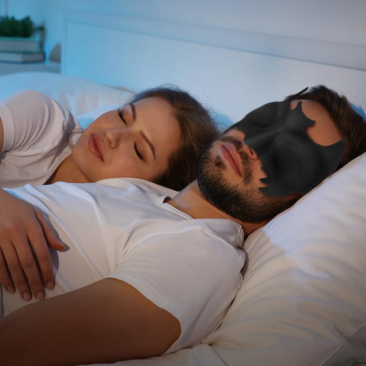LANGRIA Superhero Eye Mask